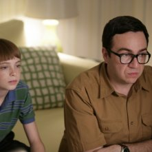 Dylan Riley Snyder e Rich Pecci in un'immagine del film Life During Wartime di Todd Solondz
