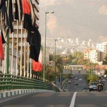 Un'immagine da cartolina dall'Iran del film I gatti persiani