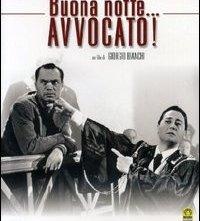 Copertina del film Buonanotte... avvocato! ( 1955 )