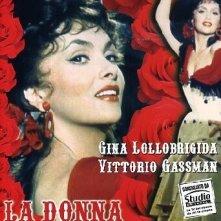 Copertina del film La donna più bella del mondo ( 1956 )