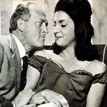 Raimondo Vianello con Anita Todesco in Siamo tutti pomicioni