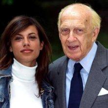 Sandra Mondaini con Elisabetta Canalis