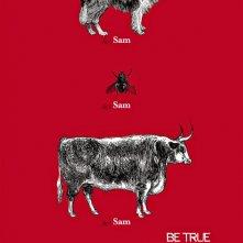Un nuovo teaser poster dedicato al personaggio di Sam per la Stagione 3 di True Blood