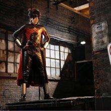 Christopher Mintz-Plasse è Red Mist nel film Kick-Ass