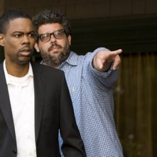 Il regista Neil LaBute e Samuel L. Jackson sul set del film La ...