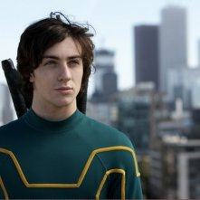 Un'immagine di Aaron Johnson dal film Kick-Ass