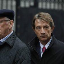 Len Cariou e Martin Short nella premiere della stagione 3 di Damages