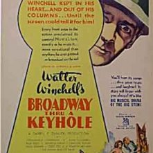 La locandina di Broadway Through a Keyhole