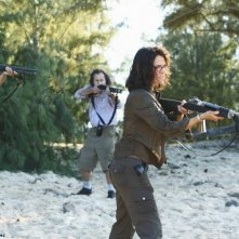 Lost: Una scena dell'episodio The Last Recruit dalla stagione finale