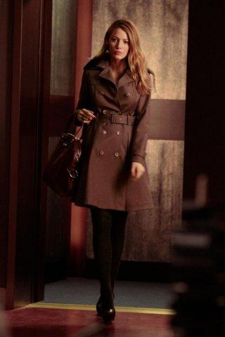 Serena van der Woodsen (Blake Lively) nell'episodio Dr. Strangeloved di Gossip Girl