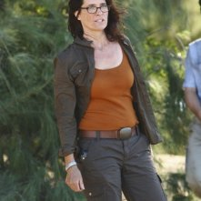 Sheila Kelley in una scena dell'episodio The Last Recruit di Lost