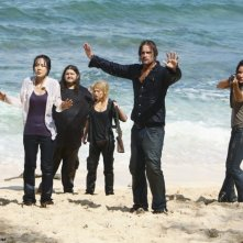 Una scena dell'episodio The Last Recruit di Lost
