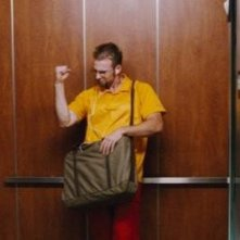 Chris Evans in una sequenza del film The Losers