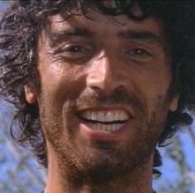 Don Backy in una scena del film Semaforo Rosso (Cani arrabbiati)
