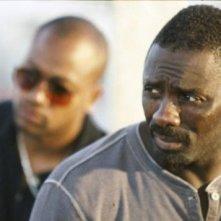Idris Elba nel film The Losers