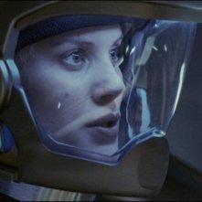 La bella Katee Sackhoff nel film Battlestar Galactica