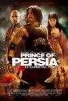 La locandina italiana di Prince of Persia: Le sabbie del tempo