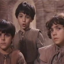 Lorenzo Aiello nel film State buoni... se potete