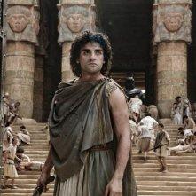 Oscar Isaac in un'immagine del film Agora