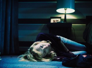 Sylvie Testud in una scena del film Vendicami di Johnnie To