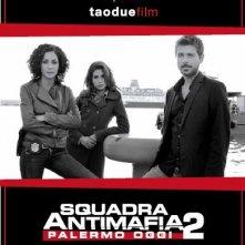 Locandina promozionale di Squadra antimafia - Palermo oggi 2