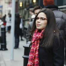 Ugly Betty: America Ferrera nell'episodio London Calling