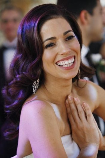 Ugly Betty: Ana Ortiz nell'episodio The Past Presents the Future