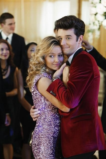 Ugly Betty Becki Newton E Michael Urie Nell Episodio The Past Presents The Future 159054