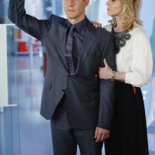 Ugly Betty: Eric Mabius e Judith Light nell'episodio Hello Goodbye