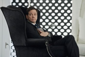 Ugly Betty: Frank Whaley nell'episodio Blackout!