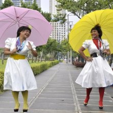 Una foto di scena del film filippino Kimmy Dora