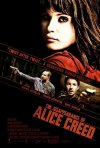 Nuovo poster per The Disappearance of Alice Creed