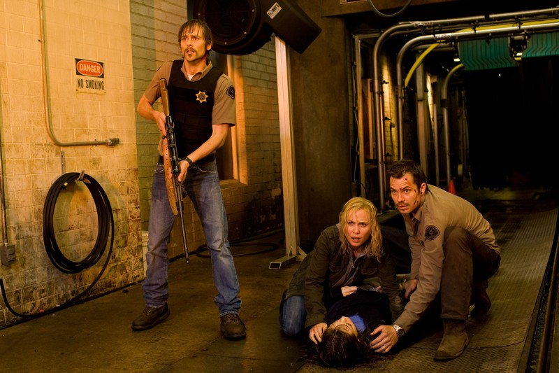 Radha Mitchell Timothy Olyphant Danielle Panabaker Joe Anderson Nel Film The Crazies 159194