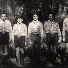 Ciro Ippolito in versione boyscout.