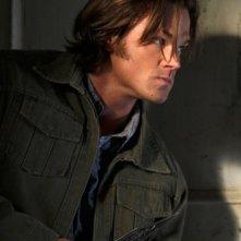 Jared Padalecki in una scena dell'episodio The Devil You Know di Supernatural