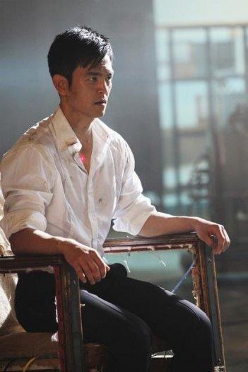 John Cho nell'episodio The Garden of Forking Paths di Flashforward