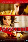 La locandina italiana di Manolete
