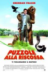 La locandina italiana di Puzzole alla riscossa
