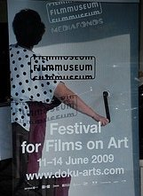 Manifesti del documentario From Somewhere to Nowhere al DOKU.ARTS Filmmuseum Amsterdam