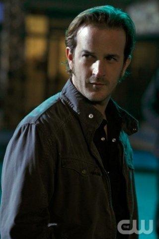 Richard Speight Jr. in una scena dell'episodio Hammer of the Gods di Supernatural