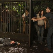 Un momento dell'episodio The Cadidate di Lost