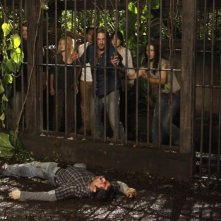 Una scena dell'episodio The Cadidate di Lost