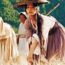 Una sequenza del film Wheat (Mai Tian) di He Ping.