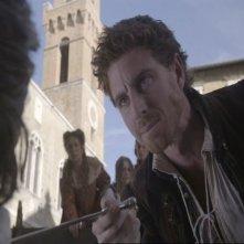 Adriano Braidotti in una scena di Preferisco il Paradiso.
