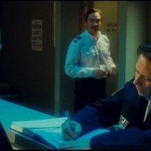 André Dussollier, Mathieu Amalric e Michel Vuillermoz in una scena del film Gli amori folli