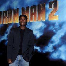 Don Cheadle al photocall di Iron Man 2 a Los Angeles