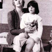 Lorenzo Aiello con Vanna Brosio a Domenica In nel 1981