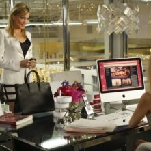 Melrose Place: Katie Cassidy ed Heather Locklear nell'episodio Wilshire