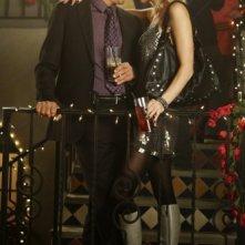 Melrose Place: Thomas Calabro e Josie Bissett nell'episodio Santa Fe