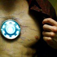 Un'immagine tratta dal film Iron Man 2